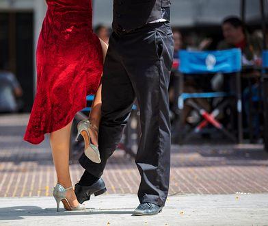 W Buenos Aires tango tańczą wszyscy i wszędzie
