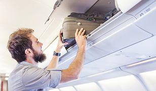 System opracowany przez Diehl Aviation może rozwiązać problem przepełnionych schowków