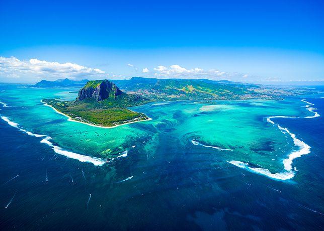 Mauritius znany jest jako ulubione miejsce rajskich wycieczek