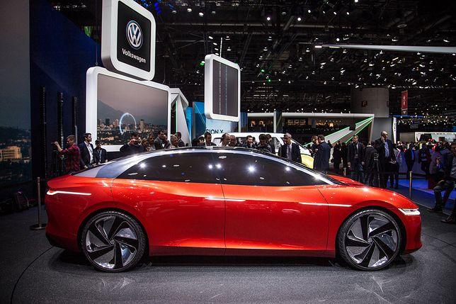 Oto ostatni elektryczny koncept Volkswagena - I.D. Vision