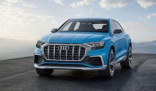 Audi Q8 concept: SUV w stylu coupe