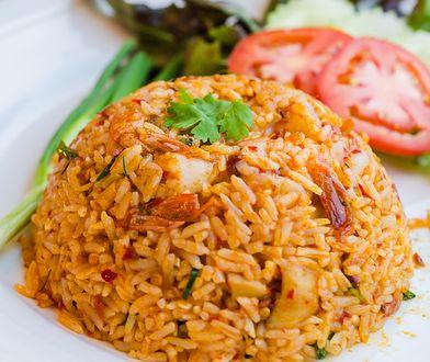 Ryż z warzywami to zdrowe i łatwe w przygotowaniu danie