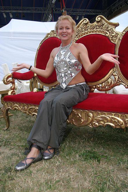 Agnieszka Krukówna w 2005 r.