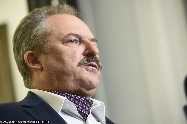 """Marek Jakubiak chce zjednoczyć prawicę. """"To stajnia pełna ogierów"""""""