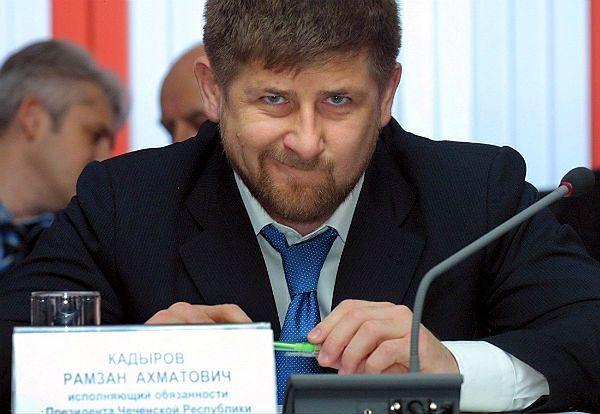 Ponad 1000 ludzi przesłuchano, gdy Ramzan Kadyrow zgubił komórkę