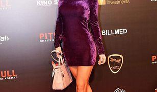 """""""Pitbull. Niebezpieczne kobiety"""": Doda wyglądała jak hollywoodzka gwiazda"""