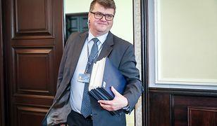 Maciej Wąsik jest sekretarzem stanu w KPRM, wiceszefem koordynatora ds służb specjalnych