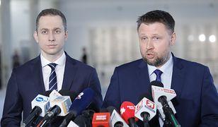 Cezary Tomczyk i Marcin Kierwiński domagają się tajnego posiedzenia Sejmu po wyznaniach agenta Tomka