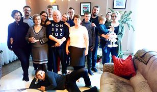 Zdjęcie z facebookowego profilu Lecha Wałęsy