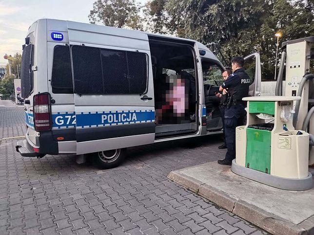 Kraków. Zaginiona 9-latka szczęśliwie odnaleziona