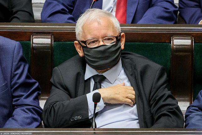 Ocena pracy Jarosława Kaczyńskiego. Sondaż IBRiS