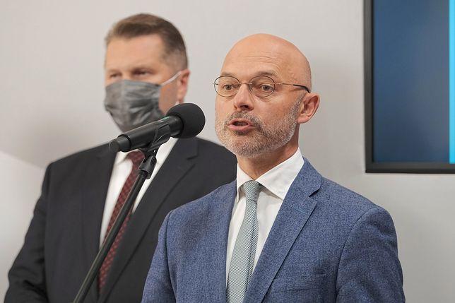 Minister Michał Kurtyka