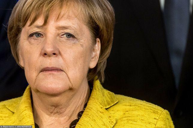 Kanclerz Angela Merkel. Media nie zostawiły na niej suchej nitki