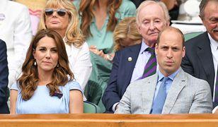 Księżna Kate na Wimbledonie. Miły gest był złamaniem protokołu