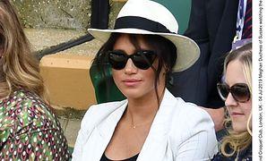 Meghan Markle w dżinsach na Wimbledonie. Księżna zaliczyła wpadkę