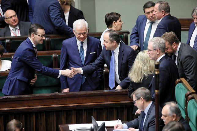 To będzie ostatnia rekonstrukcja rządu w obecnej kadencji
