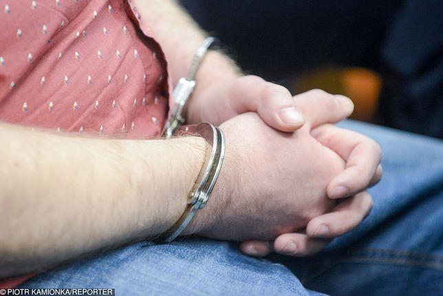 Mężczyznę aresztowano na trzy miesiące