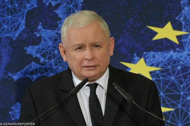 Prezes Jarosław Kaczyński wytoczył ciężkie działa