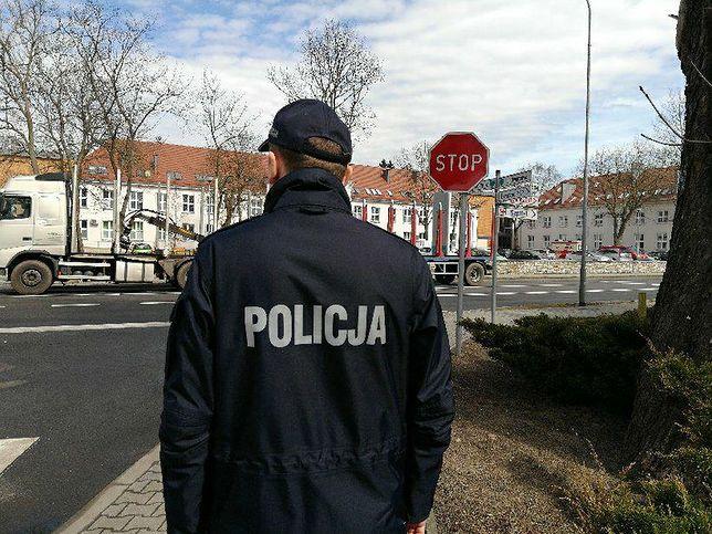 Sulęcin: 200 policjantów poszukiwało porwanej kobiety. Finał akcji zaskoczył wszystkich
