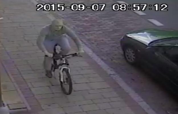 Jest odpowiedzialny za kradzieże na terenie Tychów. Rozpoznajesz go?