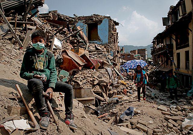 Setki tysięcy ofiar. Największe trzęsienia ziemi