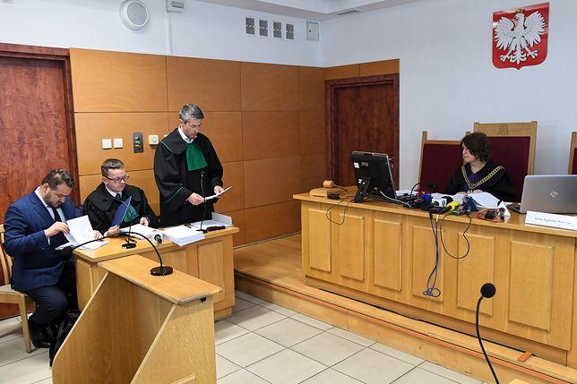 Sąd Okręgowy w Krakowie odroczył wydanie wyroku ws. pozwu Jacka Majchrowskiego przeciwko Mateuszowi Morawieckiemu