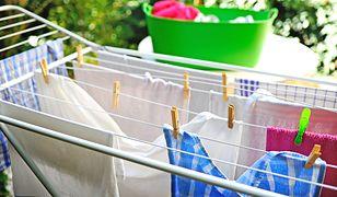 Suszarki na pranie. Na balkon, do ogrodu i do mieszkania