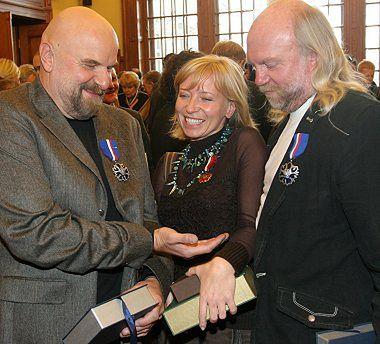 Medal Gloria Artis dla twórców i działaczy kultury