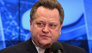 Jarosław Zieliński w poniedziałek poinformował o odejściu z MSWiA
