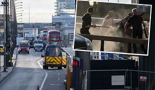 """Zamach w Londynie. Polak bohaterem na wyspach. """"To nie był kieł narwala"""""""