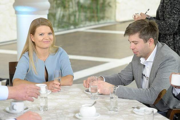 """""""Rolnik szuka żony"""": Marta Manowska chciałaby doprowadzić do ślubu uczestników"""