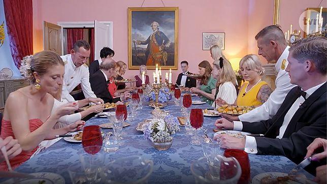 """Uroczysta kolacja w półfinale 5 edycji """"Projektu Lady"""""""