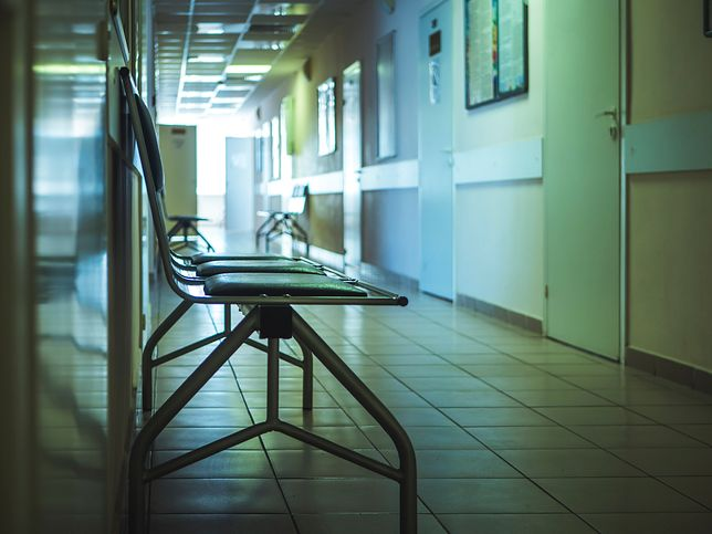 Śmierć 63-latki w słupskim szpitalu. Miała niemal 6 promili we krwi