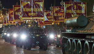 Terminatory, roboty i drony. Nowości na rosyjskiej Paradzie Zwycięstwa
