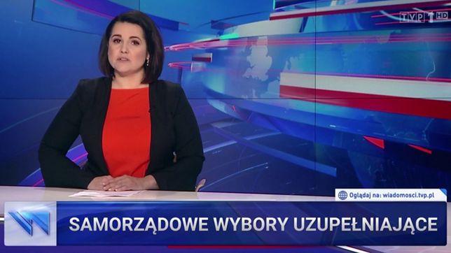 """W taki sposób """"Wiadomości"""" podały informację o zwycięstwie Konrada Fijołka"""