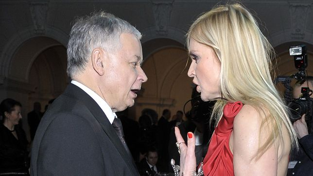 Monika Olejnik i Lech Kaczyński mieli swego czasu ostre spięcie