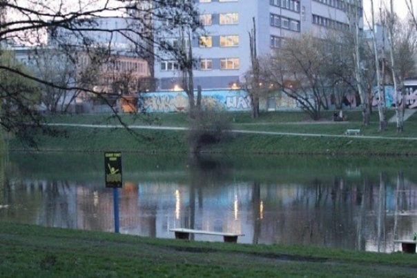 Nieszczęśliwy wypadek prawdopodobną przyczyną śmierci w Parku Skaryszewskim