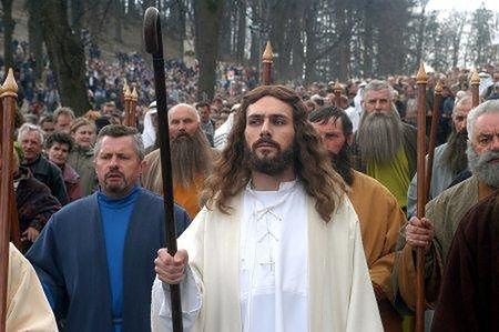 Wielki Czwartek: Misterium Męki Pańskiej w Kalwarii