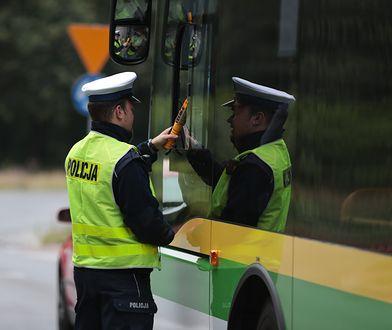 Kierowca już stracił prawo jazdy za prowadzenie po pijanemu