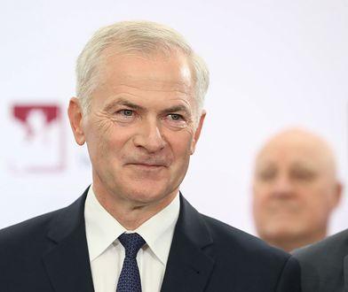 Zdaniem Sławomira Rybickiego prezydent powinien przerwać rozmowę z Rosjanami
