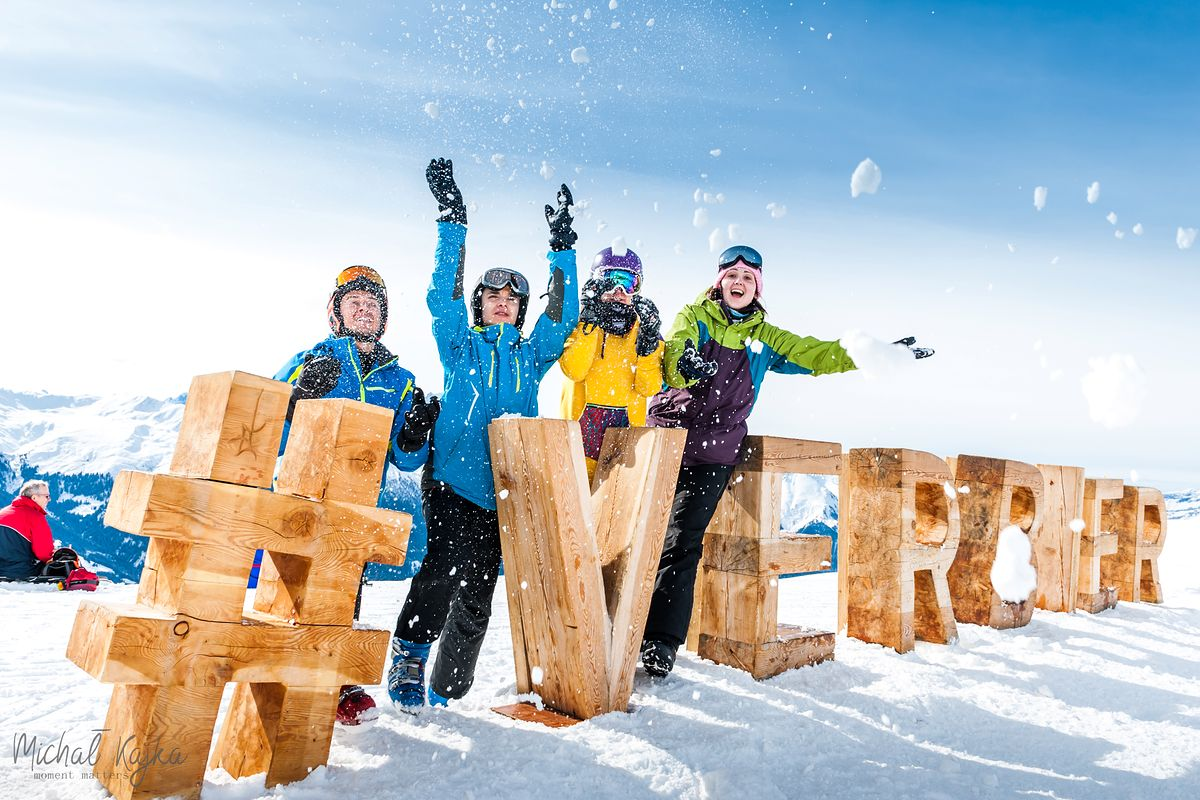 Na narty w Alpy Szwajcarskie!