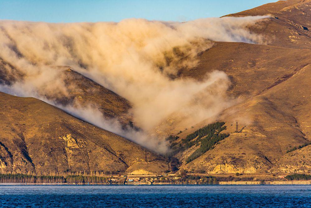 """Jezioro Sewan. Smutne piękno """"ormiańskiego morza"""""""