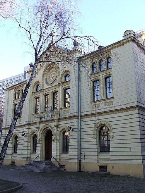 Dzień otwarty w Synagodze Nożyków