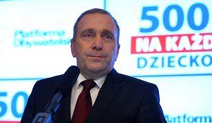 Grzegorz Schetyna: Nie ma dzieci gorszego sortu