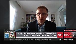 Polski lek na koronawirusa. Trwają badania kliniczne. Prof. Tomasiewicz o ocenie skuteczności