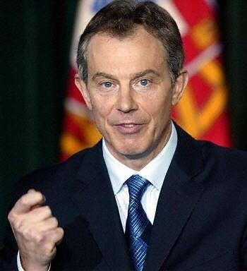 Blair: operacja wojskowa idzie dobrze, lecz nie skończy się szybko