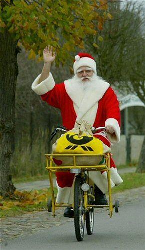 Św. Mikołaj w Himmelpfort rozpoczął urzędowanie