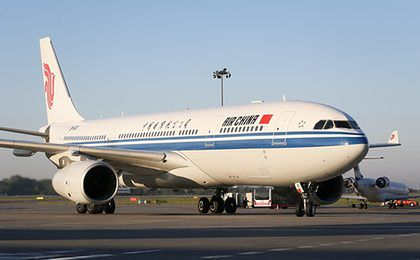 Chińskie linie Air China zainaugurowały loty do Polski