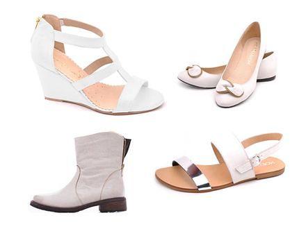 Buty w stonowanym kolorze. Pewniak w każdej stylizacji