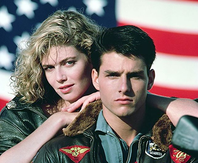 """Kelly McGillis o tym, dlaczego nie pojawi się w """"Top Gun: Maverick""""."""